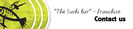 franchise The Sushi Bar